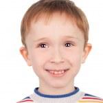 Cute little child — Stock Photo #8024345
