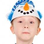 Snowman — Stock Photo #8102491