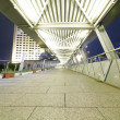 Stock Photo: Elevated walkway