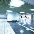 Underground passage — Stock Photo