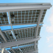 Photo: Solar power panel