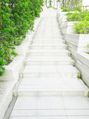 Cement stair — Stock Photo