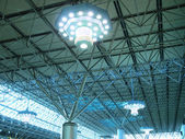 Ceiling and lamps — Stock Photo
