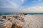 Gulf Coast Beach — Stock fotografie