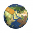 Earth patch — Stock Photo #8003807