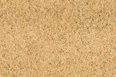 Seamless flat golden sand texture. Macro. — Stock Photo
