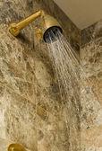 Running shower — Stock Photo