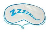 Sleeping mask — Stock Photo