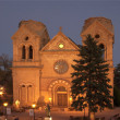 Cathedral Basilica of St-Francis — Stock Photo