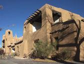 Museum of Art in Santa Fe — Stock Photo