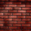 Motttled Brick Wall — Stock Photo
