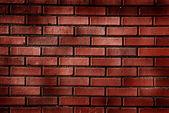 Motttled de pared de ladrillo — Foto de Stock