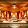 Indian Wedding Mandap — Stock Photo #10395333
