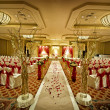 Indian Wedding Mandap — Stock Photo