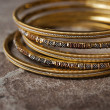 Indian Bangles — Stock Photo