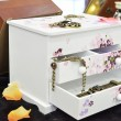 Jewelry box — Foto Stock