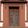 Old door — Stockfoto #10160379