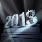 Year 2013 — Stock Photo