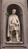 Giotto Statue — Stock Photo