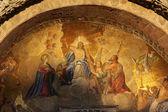 St.-Markus Eingang Mosaik — Stockfoto