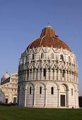 Baptistry of Pisa — Stock Photo