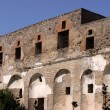 Stock Photo: Two Storey Building in Pompeii