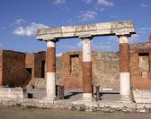 Pilares del Foro — Foto de Stock