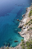 Sea at Capri — Stock fotografie