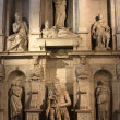 San Pietro in Vincoli Sculpture — Stock Photo #9329493