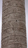 Trajan's Column Details — Stock Photo