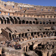 Inside of the Colosseum — Stock Photo