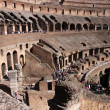 Interior of Colosseum — Stock Photo #9649674