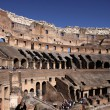 Inside the Colosseum — Stock Photo #9649981