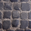 Cobblestone Road Texture — Stock Photo
