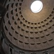 Ceiling of Pantheon — Stock Photo #9650698