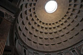 The Ceiling of the Pantheon — Stock Photo