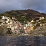 Cinque Terre - Riomaggiore — Stock Photo #9939157