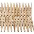Clothes Pegs — Stock Photo #7994369