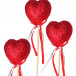 Love Heart Decorations — Stock Photo