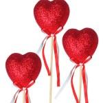 Love Heart Decorations — Stock Photo
