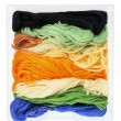 Stack of Yarn — Foto de Stock