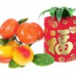 Chinese New Year Decorations — Stock Photo #8309134