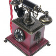 Antique Phone — Stockfoto #8309208