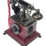 Antique Phone — Stock Photo