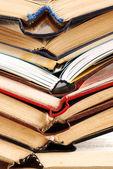 Knihy zásobníku — Stock fotografie