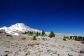 Stark Mount Hood — Stock Photo