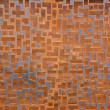 Rusted steel Grating — Stock Photo #9270180