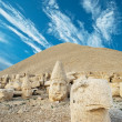 Nemrut Dagi in Turkey  — Stock Photo
