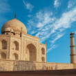 Taj Mahal in India  — Stock fotografie
