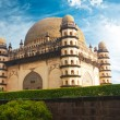 Royalty-Free Stock Photo: Golgumbaz, a Mughal mausoleum in Bijapur